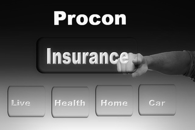 Procon Tuisblad Versekering Insurance Wat Wil U